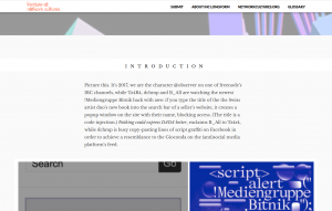 Dérives in the Digital: Publication at the Institute of Network Cultures